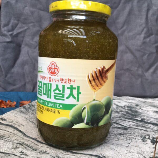 蜂蜜青梅茶