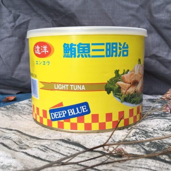 遠洋鮪魚罐