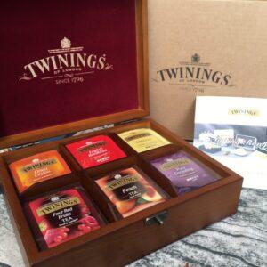 Twining唐寧茶經典皇家禮盒