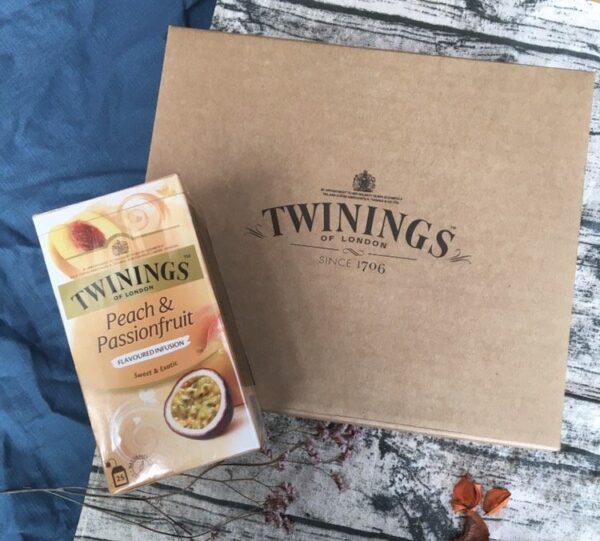 Twinings唐寧熱帶風情茶