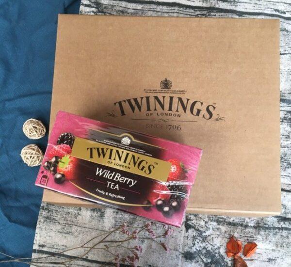 Twinings唐寧綜合野莓茶
